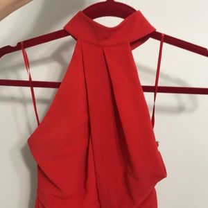 Stunning Red Dress from Bloomingdales Size Small